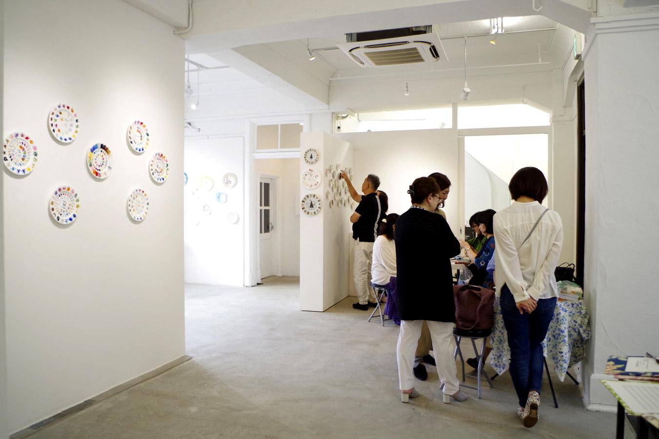 京都市中京区のレンタルスペースギャラリー